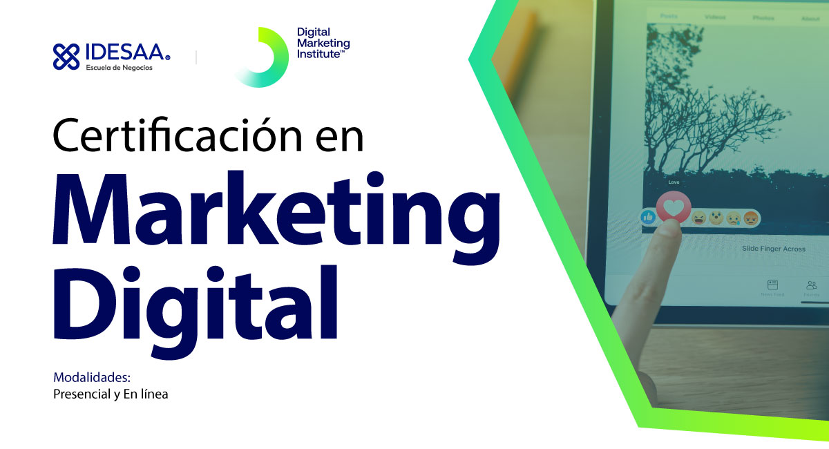 Certificación en Marketing Digital