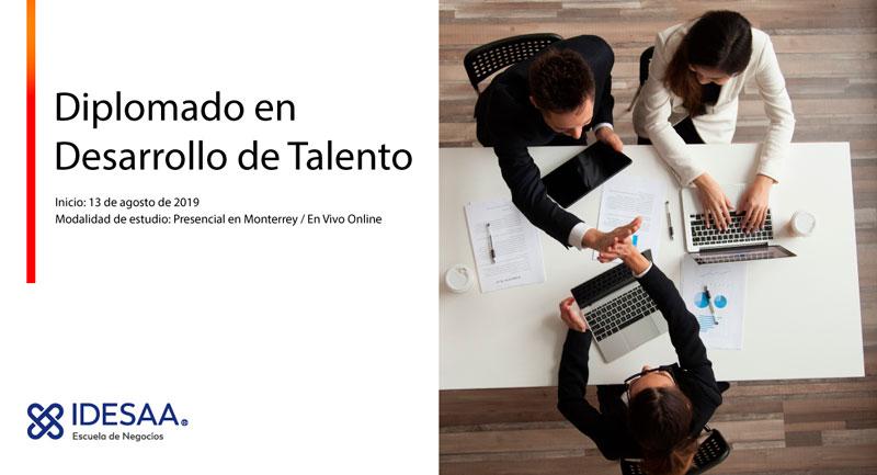 Diplomado en Desarrollo de Talento